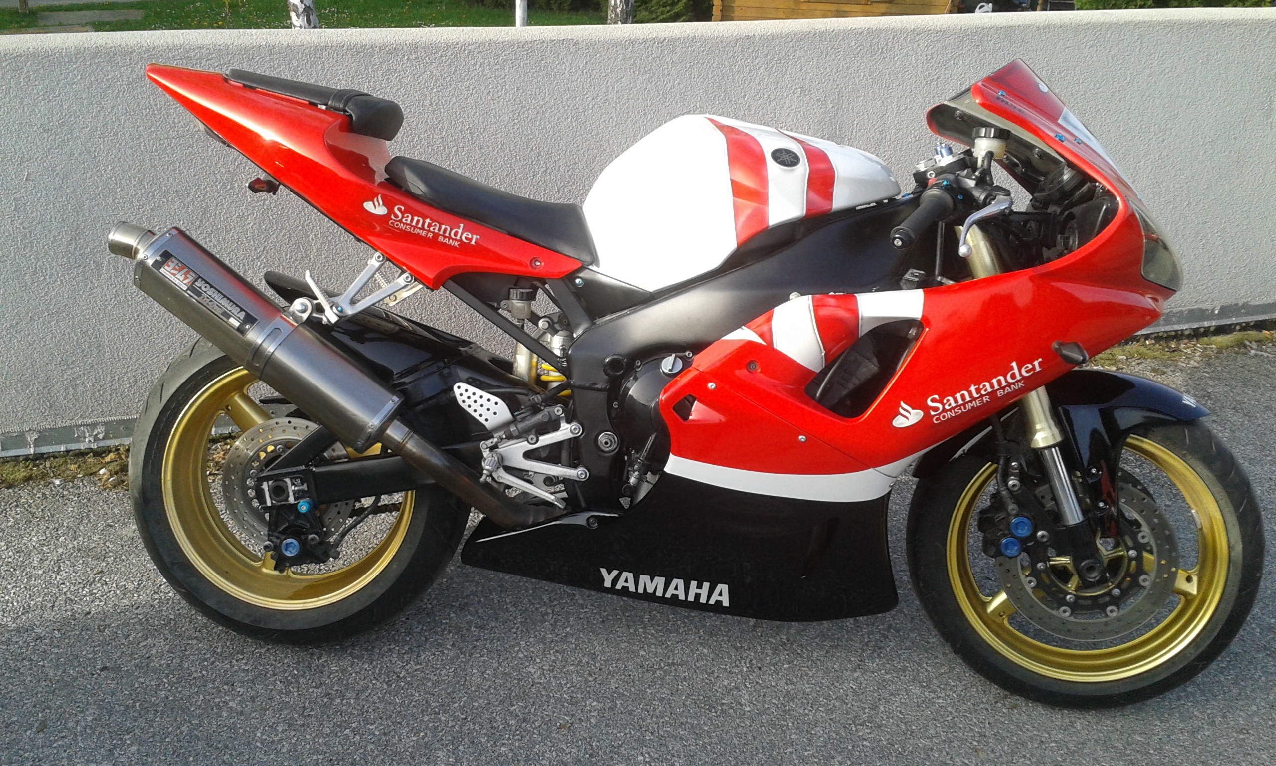 Yamaha Santander